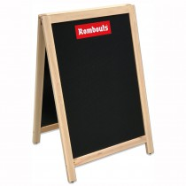 Rombouts Exterior A-Board